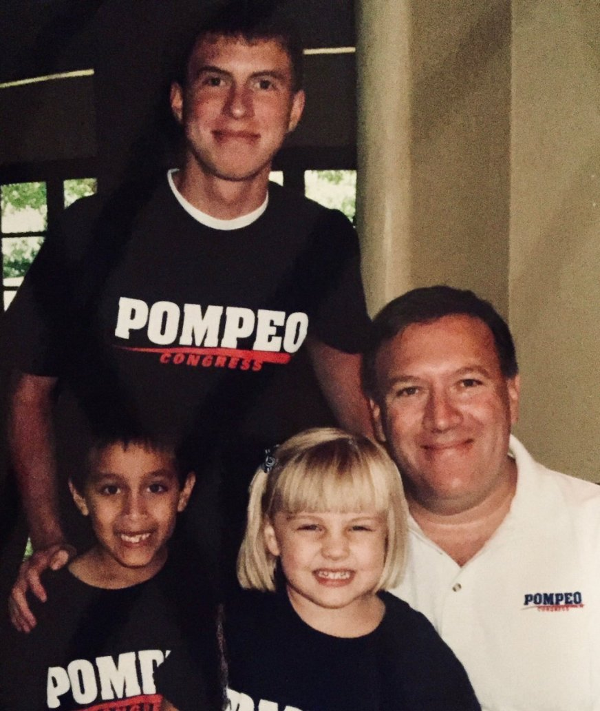 Mike Pompeo Family History