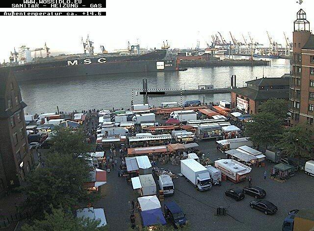 test Twitter Media - Den Altonaer 🐟 Fischmarkt LIVE beobachten: https://t.co/VHln7IhTqv via @FischmarktNews #visithamburg https://t.co/QvknlMnIoZ