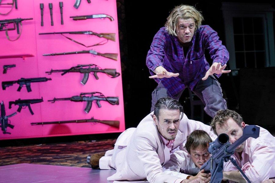 """test Twitter Media - Diese Woche u.a.: """"Anatomie eines Suizids"""" (Regie: Katie Mitchell), """"Die Wehleider"""" (R: Christoph Marthaler), """"Serotonin"""" (R: @falkrichter2014) und """"Stalker - Picknick am Wegesrand"""" (R: David Czesienski (@prinzip_gonzo). Wir freuen uns auf euch! >>https://t.co/KCBi3e8VTt https://t.co/sKyTo3YoLz"""