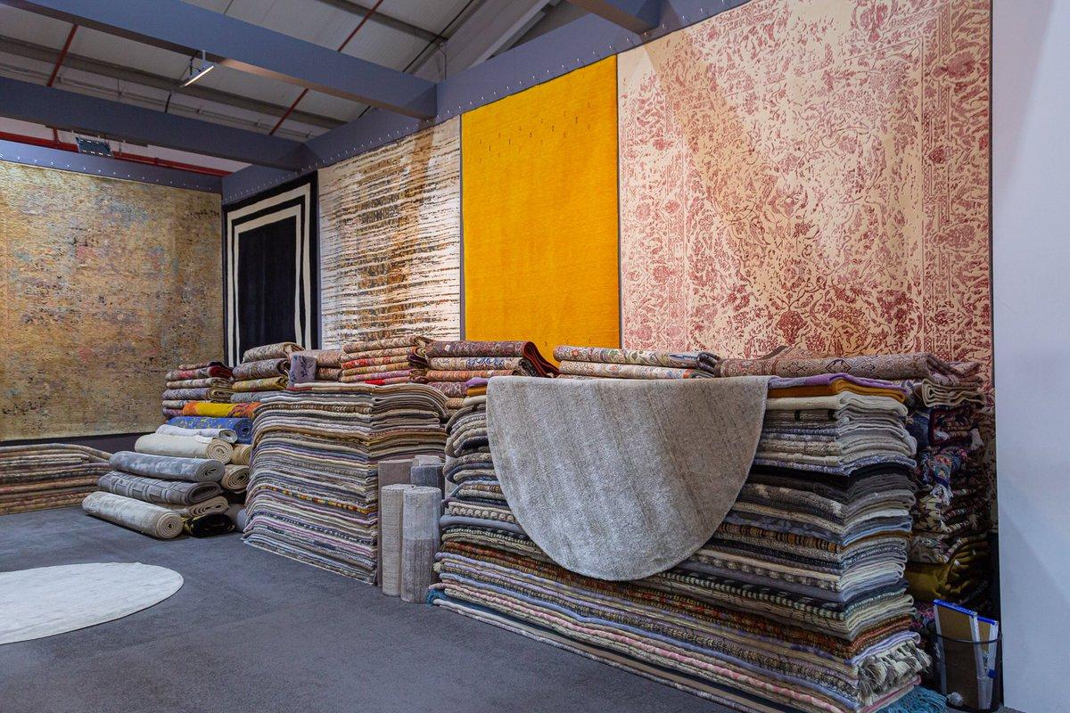 carpet oasis exhibition