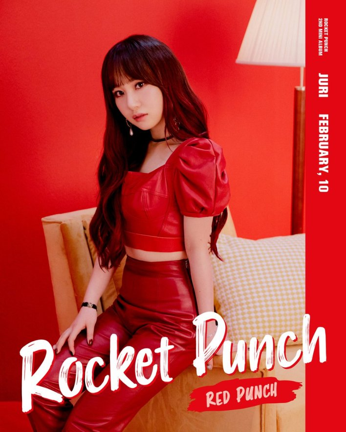 "ROCKET PUNCH GLOBAL - #BOUNCY on Twitter: ""[📸] Rocket Punch 2ND ..."