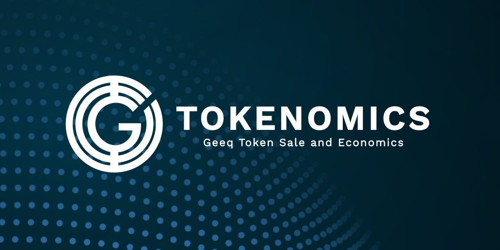 Finally. @GeeqOfficial posted their tokenomics yesterday. Launching on market wi... 1