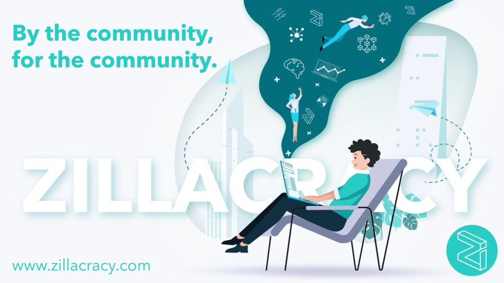 ZILLACRACY - an engagement platform run by the community, for the community. $ZI... 8