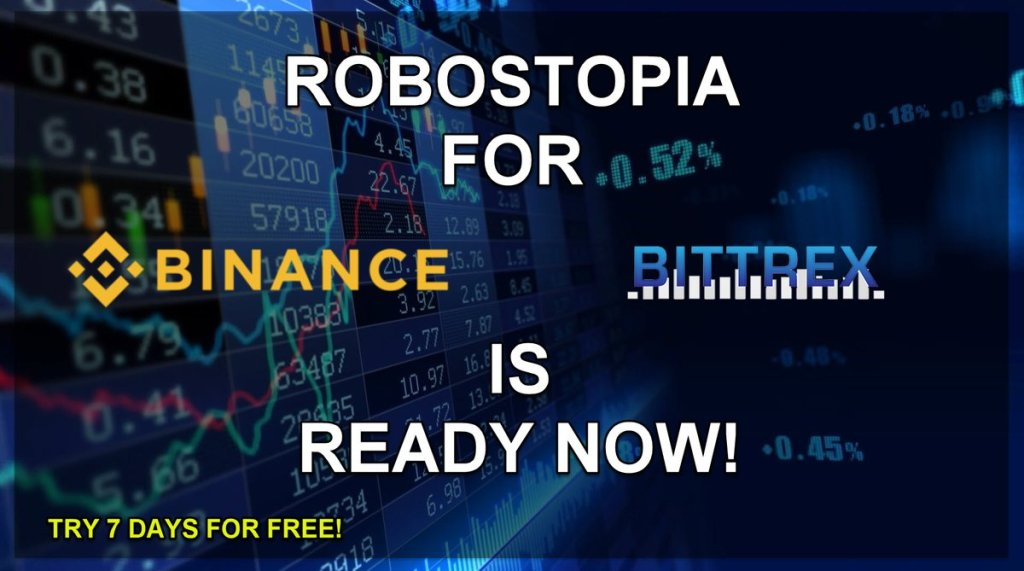 What is Robostopia and How can I use it?  Robostopia is a Telegram Bot for Bina... 1