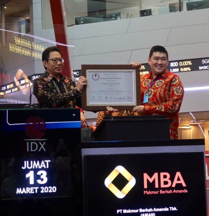 Idx On Twitter Seremoni Pencatatan Perdana Saham Pt Metro Healthcare Indonesia Tbk Care Dan Pt Makmur Berkah Amanda Tbk Aman Sebagai Perusahaan Tercatat Ke 17 Dan Ke 18 Di Bei Pada Tahun 2020 Maumulaikapan