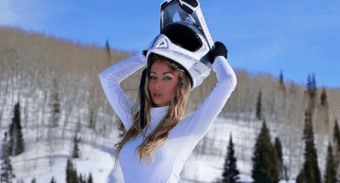 Vasilka Georgiewa Stops By, NHLer Slashed In The Face By Skate & Sam Donaldson's Hair