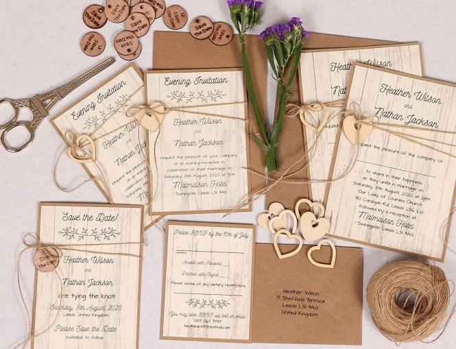 Diy Wedding Invites On Twitter This
