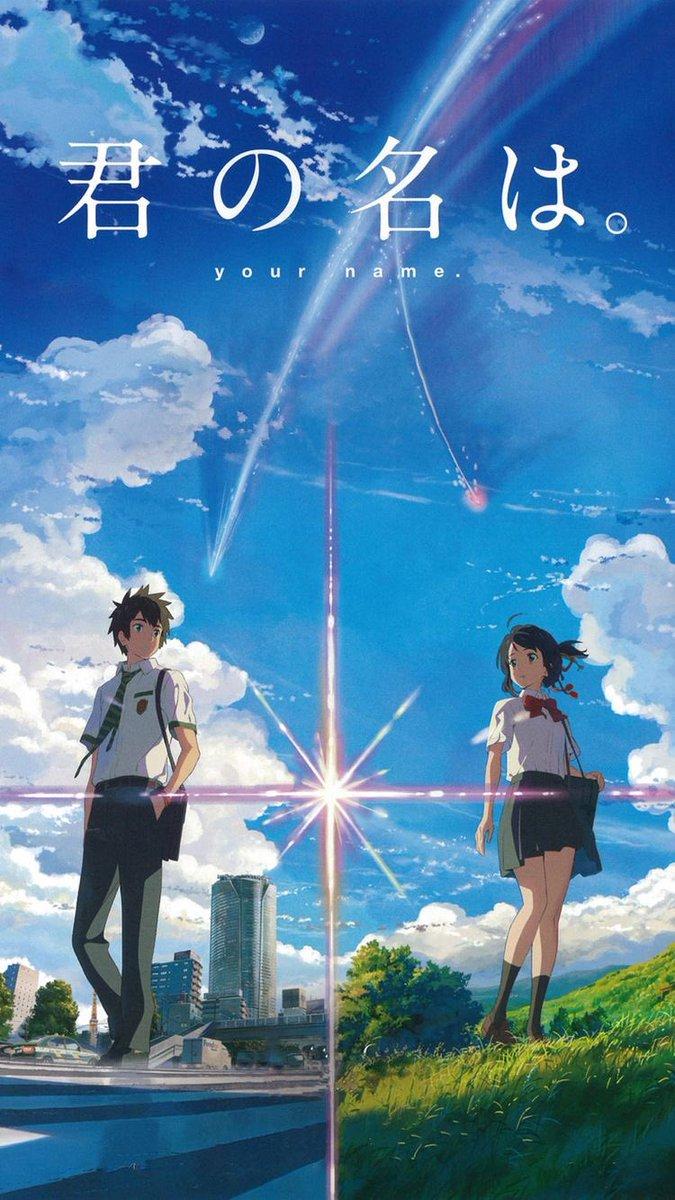 Nafa On Twitter Film Film Animasi Karya Makoto Shinkai Yang