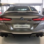 Bavarian Belfast On Twitter Now On Display In Our Showroom This Awe Inspiring 625bhp Bmw M8 Competition Gran Coupe Finished In Donington Grey Metallic Https T Co Ubhfqr0jy9