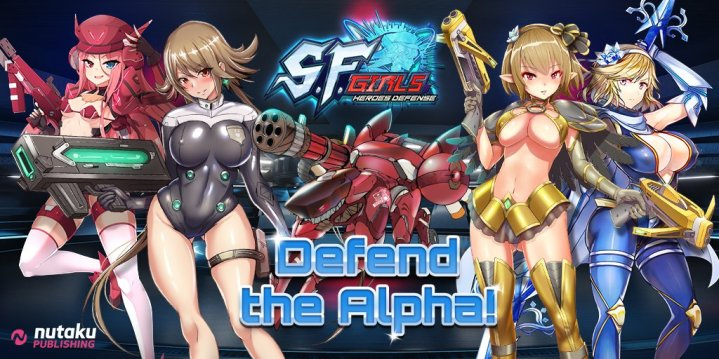 SF Girls MOD APK Download Latest Version