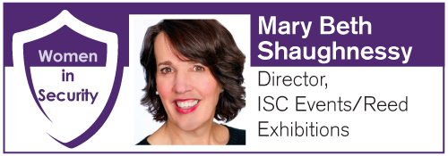 Thank you @MBShaughn @ISCEvents for supporting the #Security industry as a whole like you do! #SSNTalks  Learn how her first ever #ISCWest hooked her to the industry; who her role model is; advice to others; more: https://t.co/AwAvWRy8ZX   #Diversity #inclusion #WomeninSecurity
