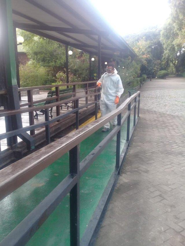 Home, Eduardo Macchiavelli, Secretario de Ambiente de la Ciudad de Buenos Aires