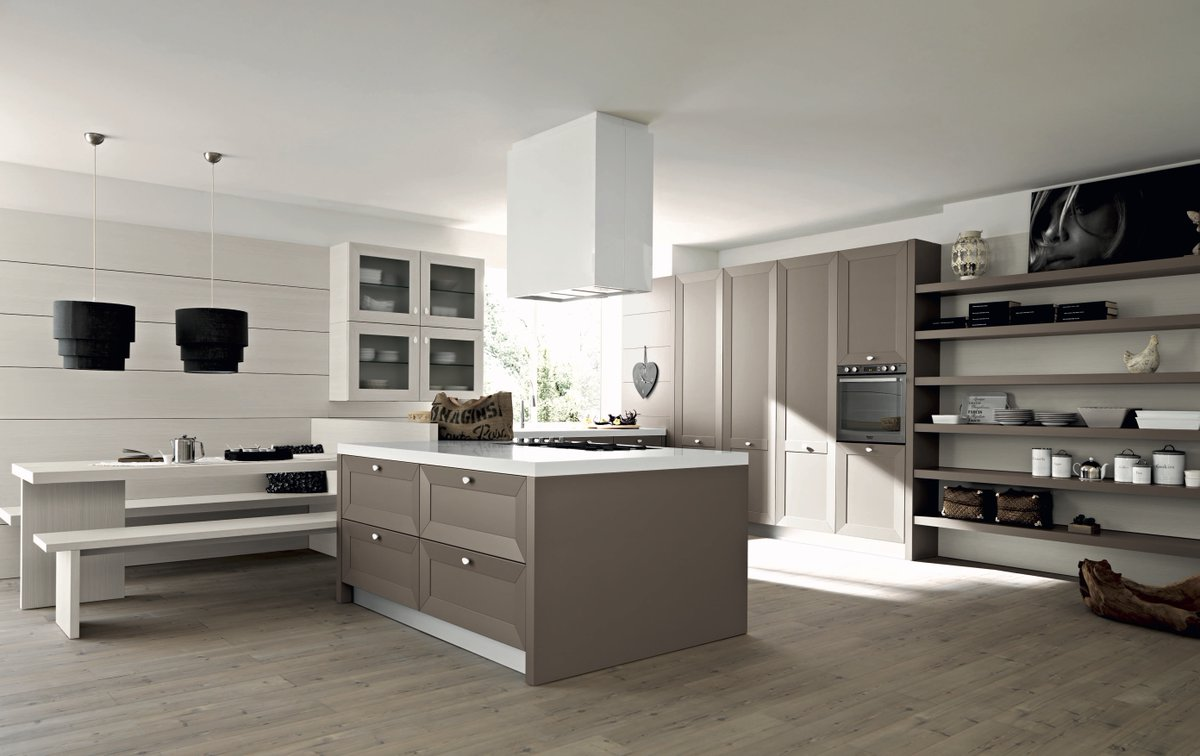 Abbinamenti pareti tortora beige con l'arredamento: Cesar New York On Twitter Transitional Design As An Up And Coming Design Option Call Us On 212 505 2000 For A Complimentary Transitional Kitchen Design Consultation By Phone Transitionaldesign Transitionalkitchens Transitionalart Cesar