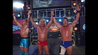 """Shorty B on Twitter: """"Just finished watching #WCW #Slamboree 1997. Really loved the six man main event, it was such a fun match. Became one of my favourites. Crowd was great. @RealKevinNash, @"""