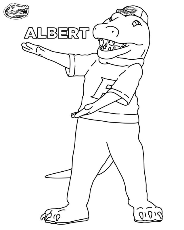 """Florida Gators on Twitter: """"We ve got some coloring book pages for"""