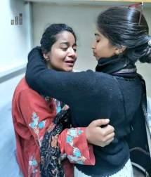 "Sameer Parsi's tweet - ""Activist Safoora Zargar (pregnant) is in ..."