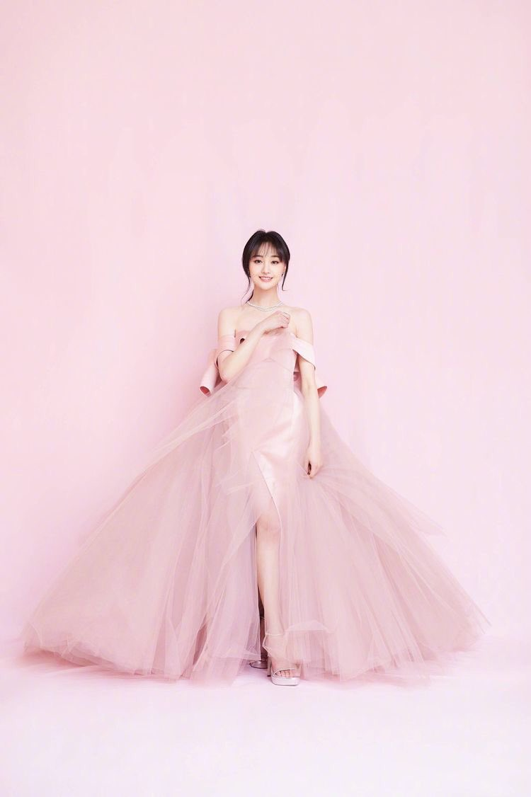 Yang Shuang Archive Inactive On Twitter Pretty In Pink Zhengshuang