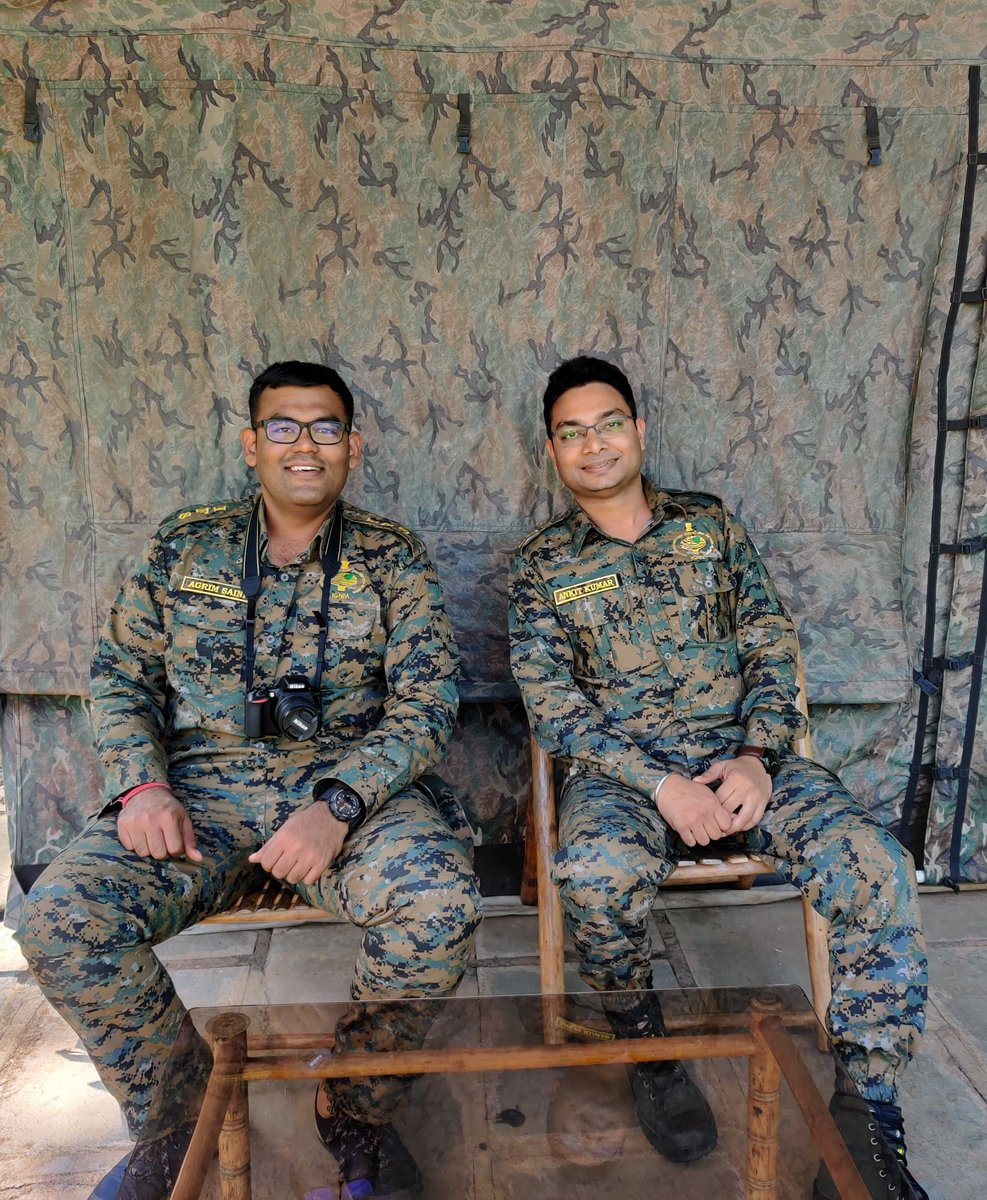Indian forest service · secretary/ additional secretary level empanelment in respect of officers belonging to indian forest service, letter dated 23.07. Ankit Kumar Ifs On Twitter Hello During Training We Are Required To Wear Combat Uniform Not After Posting To Our Cadres
