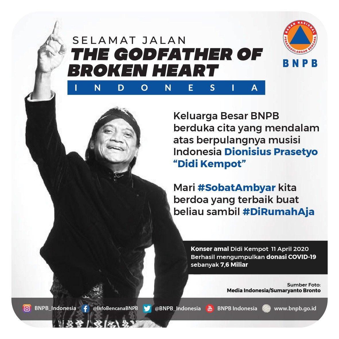 Bnpb Indonesia On Twitter Terima Kasih Atas Karya Karya Yang