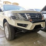 4x4 Auto Accessories On Twitter How Do You Like Our New Design Of The Fiber Bumper For Nissan Y62 Nissanpatrol Patrol Patroly62 Nissanplatinum Fiberbumper Bumper Offroadbumper Bulbar Bullbar Offroad 4x4 Nismo Desertsafari