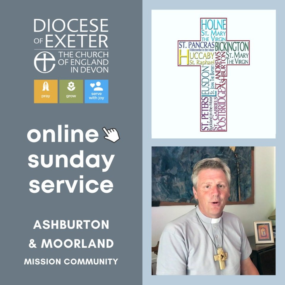 Tomorrow is #EnvironmentSunday and we're encouraging you to join the Ashburton & Moorland Mission Community for their online family service on…