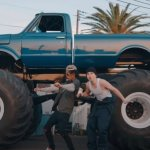 The Kid Laroi Updates On Twitter Place Your Bets Will We See The Monster Truck In The Tell Me Why Music Video