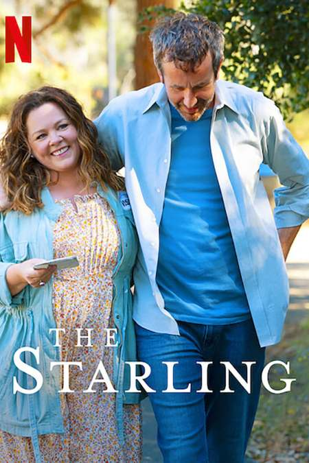 Director of Netflix's The Starling Says Film Promotes Hope to the Grieving