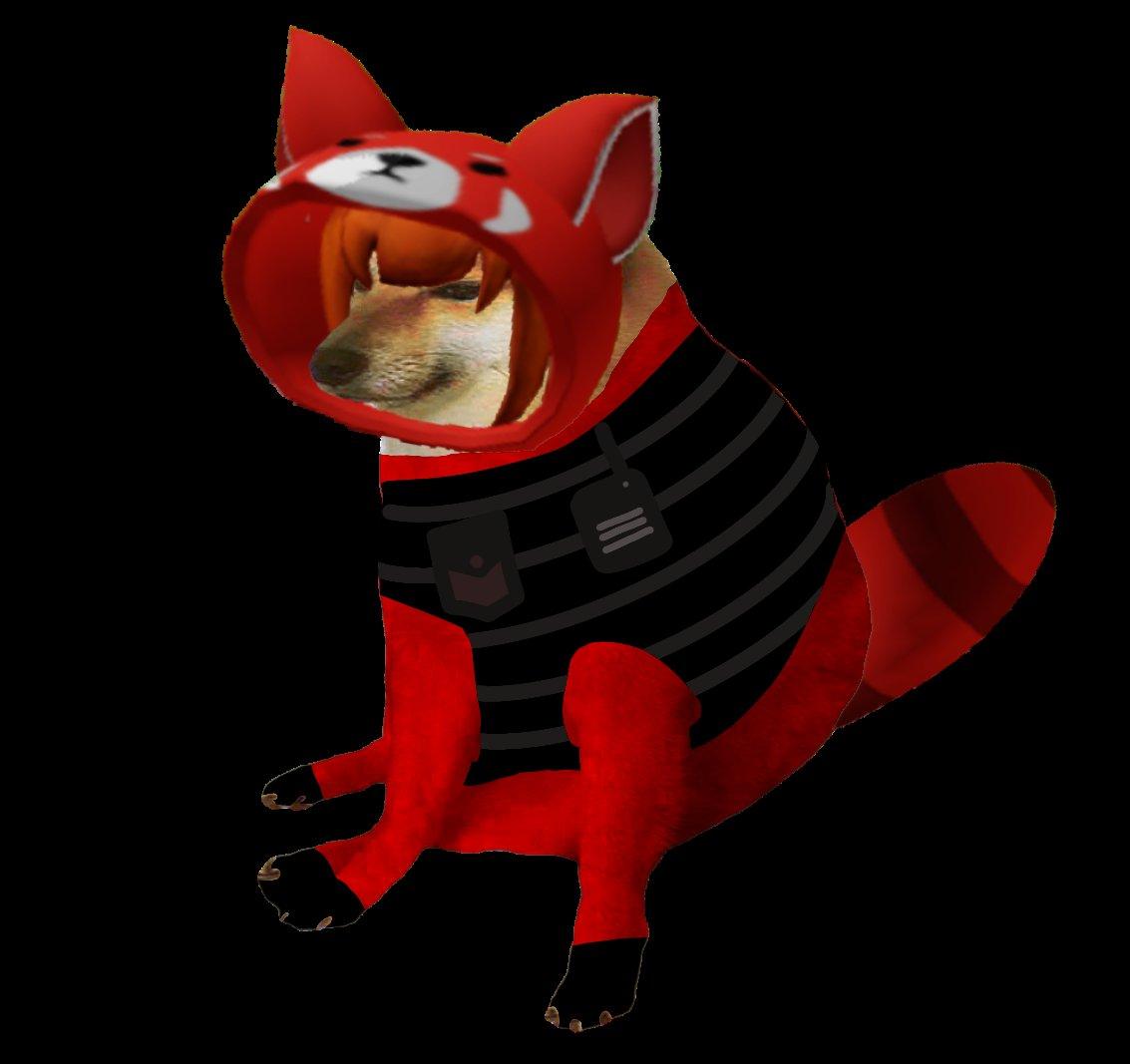 red panda chan toangame111 twitter