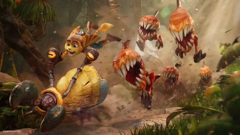 """Insomniac Games on Twitter: """"Our gallery of screenshots for Ratchet & Clank:  Rift Apart are out of this dimension! #RatchetPS5… """""""