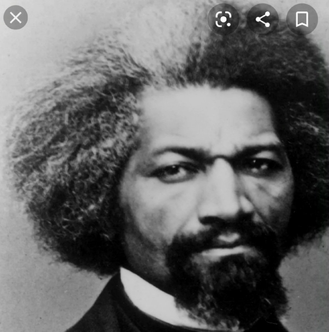 Frederick Douglas Chain Ankle Fellow Finding Fastened