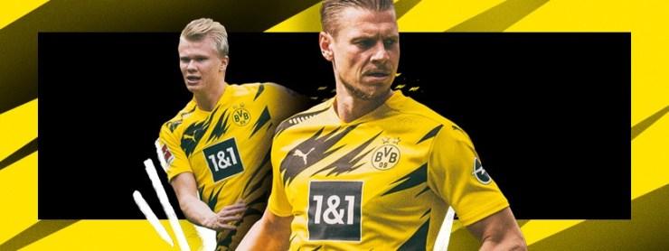 """Dortmund : le nouveau maillot """"home"""" a été présenté"""