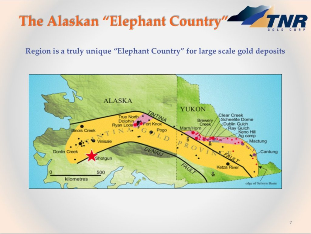 "#Gold In The USA, Alaskan Elephant Country: ""Investors Are Coming Back Home."" Sa... 10"