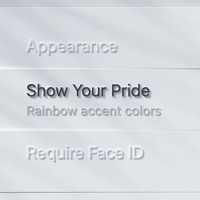 Image for the Tweet beginning: Let your #Pride shine through