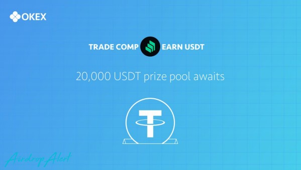 Compound by OKEx - Claim free USDT tokens with  CRYPTO CRYPTO NEWS -  ... 1