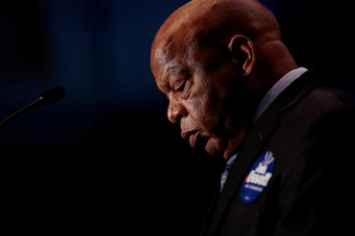 John Lewis Credited the Success of the Civil Rights Movement to Faith in God Almighty