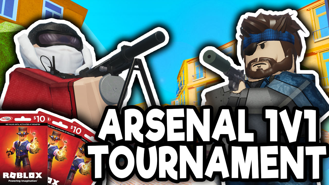 arsenal 1v1 tournament round 2