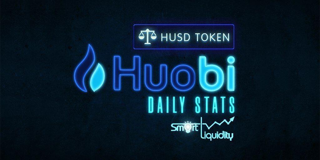 #HUSD Price USDT: 0.999 (-0.1%)  #HUSD trading pairs: 17 (0)  #HUSD volumes: $56... 19