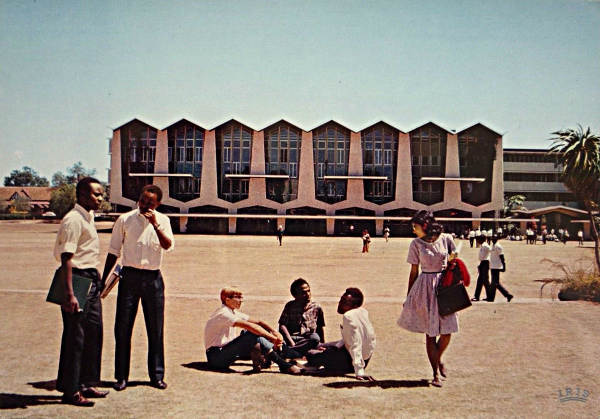 Student, looking to study at. University Of Nairobi On Twitter Uon At 50 Our History Https T Co 56oypczg5v Uonat50