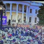 Trump to address 1,000 supporters on White House lawn despite coronavirus risks – RNC live   US news