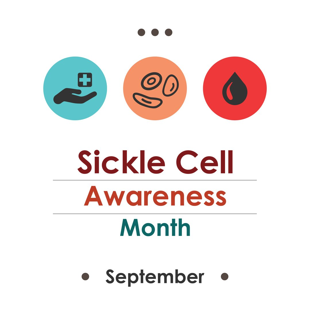 September is National Sickle Cell Awareness Month. Approximately 100,000 Americans (and 1 in 365 African American births) are affected with Sickle Cell disease (SCD). Currently, there is no cure.   Learn more about SCD here: https://t.co/rvxBvWVz4X