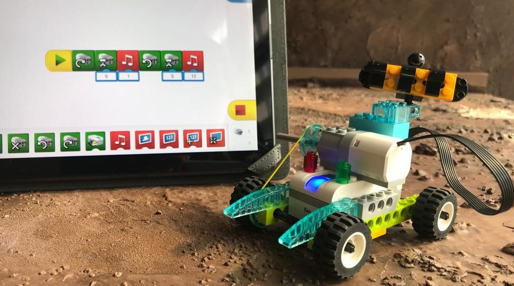 Eh4zD 8XsAE8FHr - Raising Robots - LEGO Education SPIKE Prime, MINDSTORMS & WeDo 2.0