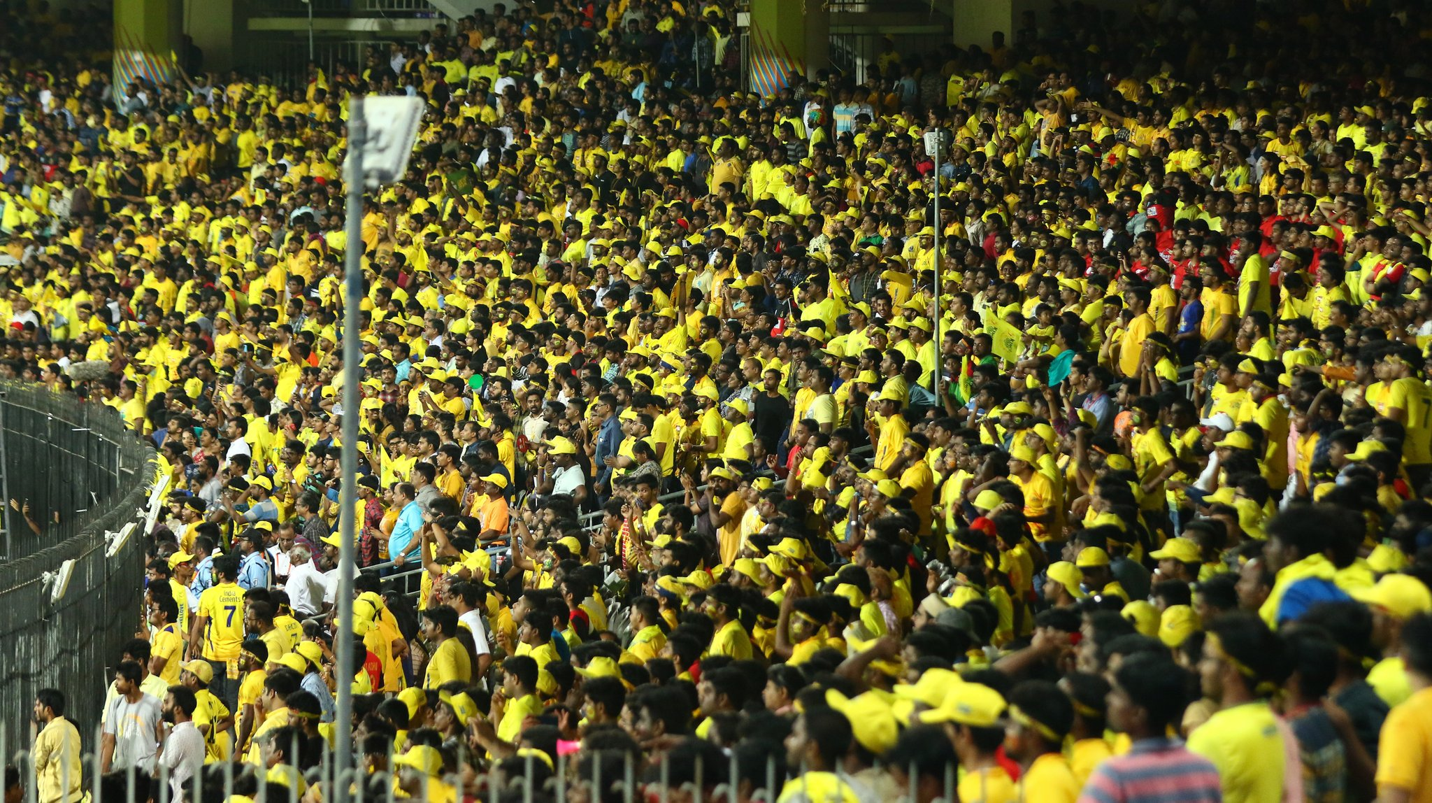 That special whistle: the phenomenon called CSK
