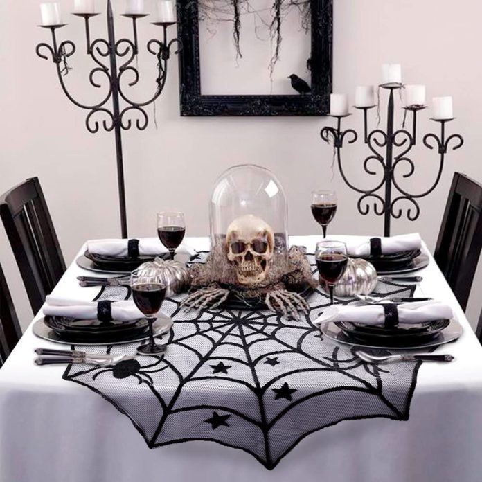 Architectures Ideas On Twitter Halloween Table Decor Ideas Check Out These Spooktacular Halloween Table Decor Ideas To Help You Deck Out Your Dining Table Get More Ideas Https T Co S3hwourved Halloween