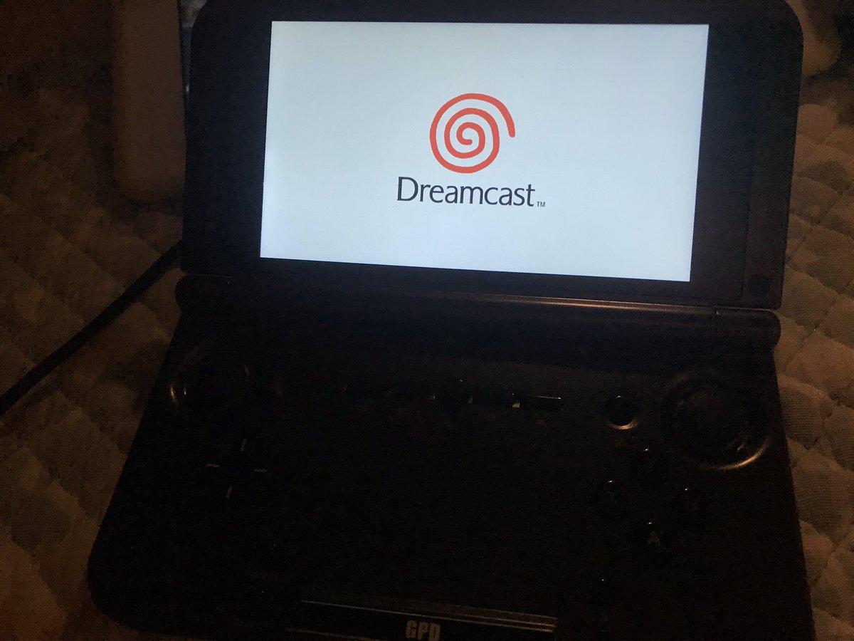 test ツイッターメディア - GPD XD Plus この一台でファミコン ゲームボーイ アドバンス 64 PCエンジン メガドライブ スーパーファミコン DS PSP ドリームキャスト などなど。。全てが遊べてしまう。あの頃の全てがここに。。夢のマシンだなあ。。幸せ。 https://t.co/vHdHtSeyo7