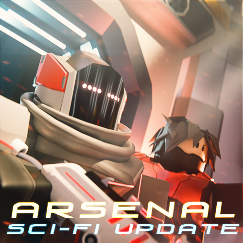 arsenal sci fi update finally shipped
