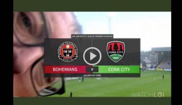 "Neil O'Riordan on Twitter: ""Great cursing going on in the background of the  Dundalkv Bohemians watchLOI stream. 'You'd think they'd fucking tell us  that it's going to be delayed' said a cameraman"