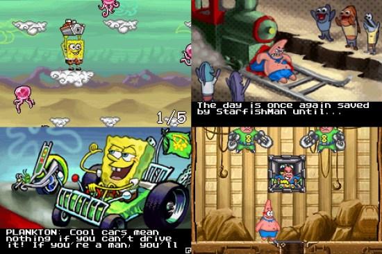 SpongeBob SquarePants: Creatue from Krusty Krab