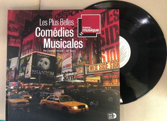 Laurent Valière Les Plus Belles Comédie Musicales cadeaux de noel comédie musicale