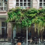 Cra Carlorattiassociati On Twitter What S Inside A Vertical Garden The Proposed Extension Of The Trussardinews Cafe Through A Closed Terrace In The French Style Follows A Study Of New Functions For The