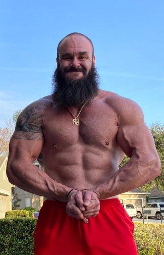 Braun Strowman Twitter